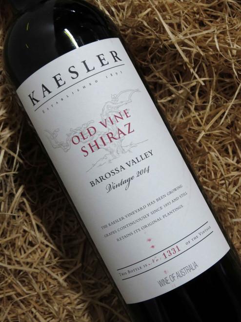 [SOLD-OUT] Kaesler Old Vine Shiraz 2014