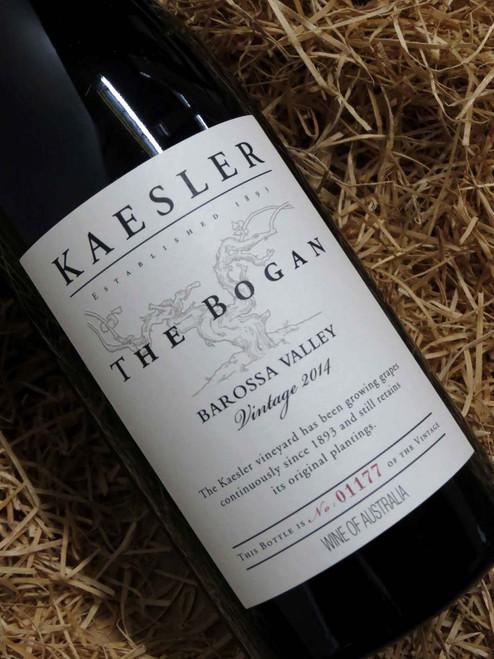 [SOLD-OUT] Kaesler The Bogan Shiraz 2014