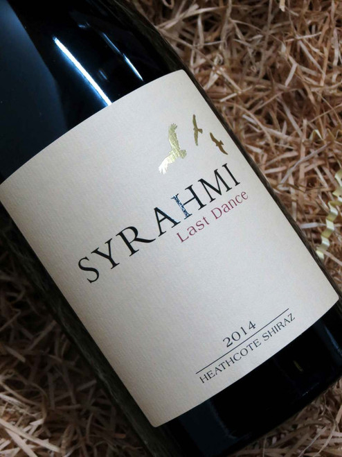[SOLD-OUT] Syrahmi Last Dance Shiraz 2014