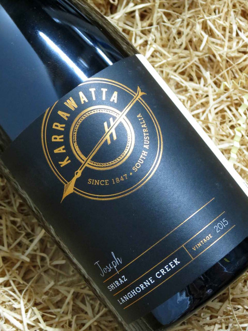 [SOLD-OUT] Karrawatta Joseph Shiraz 2015