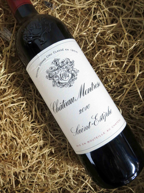 [SOLD-OUT] Chateau Montrose 2010 (Minor Damaged Label)