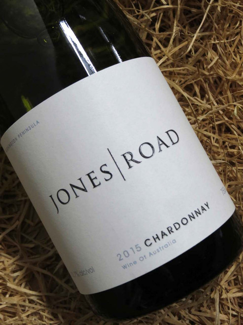 [SOLD-OUT] Jones Road Chardonnay 2015