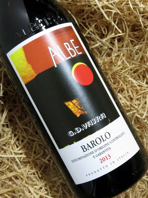 [SOLD-OUT] G.D. Vajra Barolo Albe 2013 DOCG