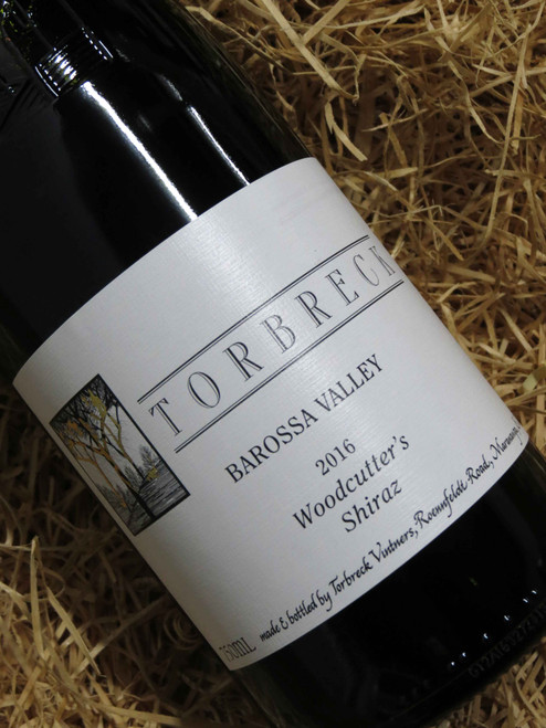 [SOLD-OUT] Torbreck Woodcutters Red Shiraz 2016