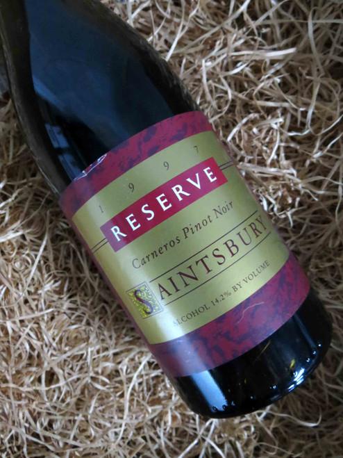 [SOLD-OUT] Saintsbury Reserve Pinot Noir 1997