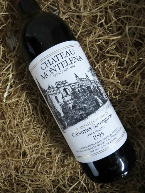 [SOLD-OUT] Chateau Montelena Cabernet Sauvignon 1995