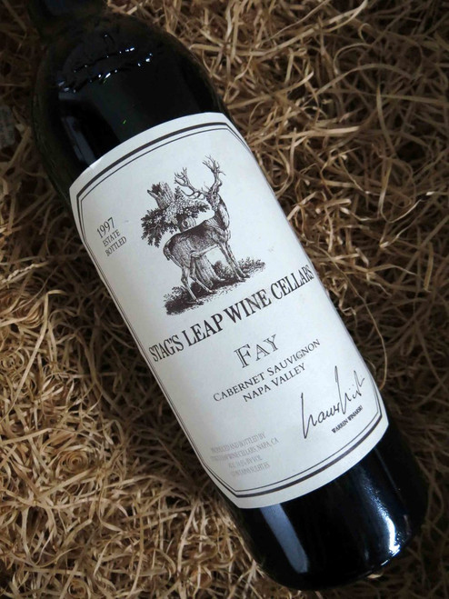 [SOLD-OUT] Stag's Leap Wine Cellars Fay Cabernet Sauvignon 1997