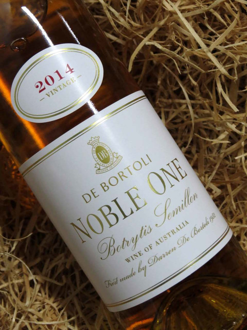 [SOLD-OUT] De Bortoli Noble One 2014 375mL-Half-Bottle