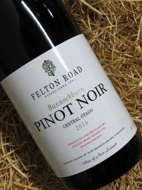 [SOLD-OUT] Felton Road Bannockburn Pinot Noir 2016
