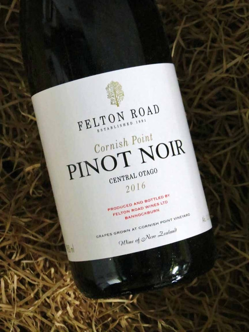 [SOLD-OUT] Felton Road Cornish Point Pinot Noir 2016