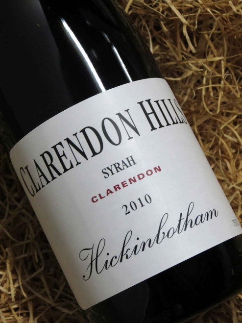 [SOLD-OUT] Clarendon Hills Hickinbotham Shiraz 2010