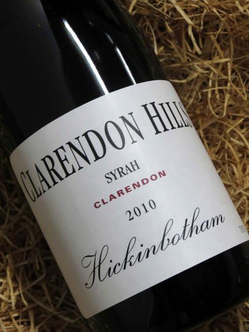[SOLD-OUT] Clarendon Hills Hickinbotham Syrah 2010