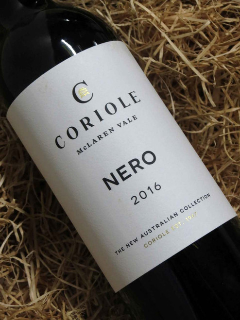 [SOLD-OUT] Coriole 'Nero' Nero d'Avola 2016