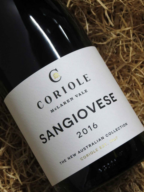 [SOLD-OUT] Coriole Sangiovese 2016