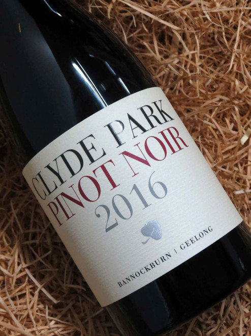 [SOLD-OUT] Clyde Park Estate Pinot Noir 2016