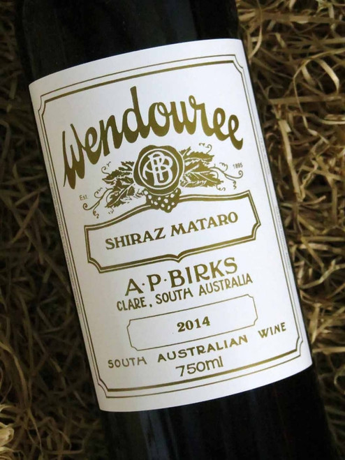 [SOLD-OUT] Wendouree Shiraz-Mataro 2014