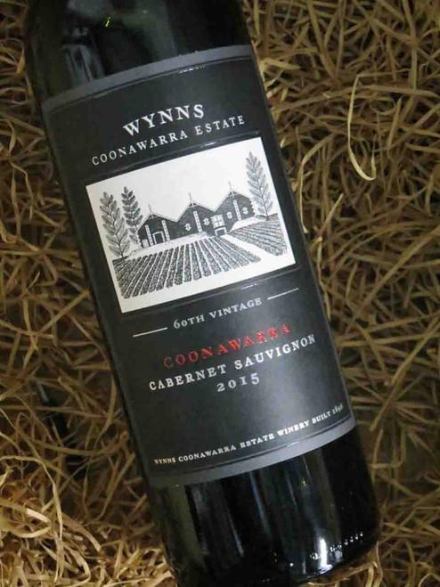 Wynns Black Label Cabernet Sauvignon 2015