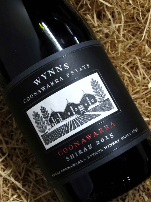 [SOLD-OUT] Wynns Black Label Shiraz 2015