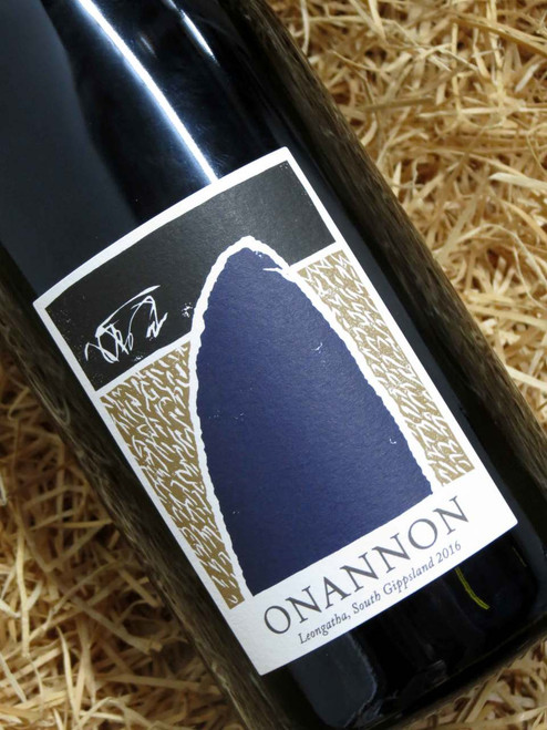 [SOLD-OUT] Onannon Leongatha Single Site Pinot Noir 2016