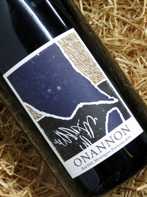 [SOLD-OUT] Onannon Red Hill Single Site Pinot Noir 2016