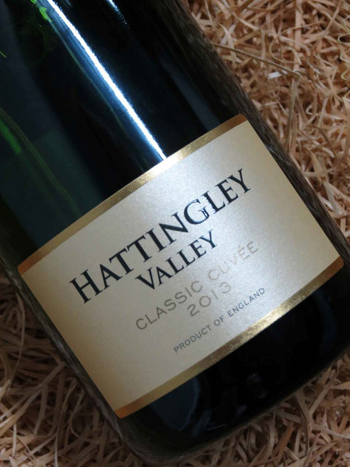 [SOLD-OUT] Hattingley Valley Classic Cuvee 2013