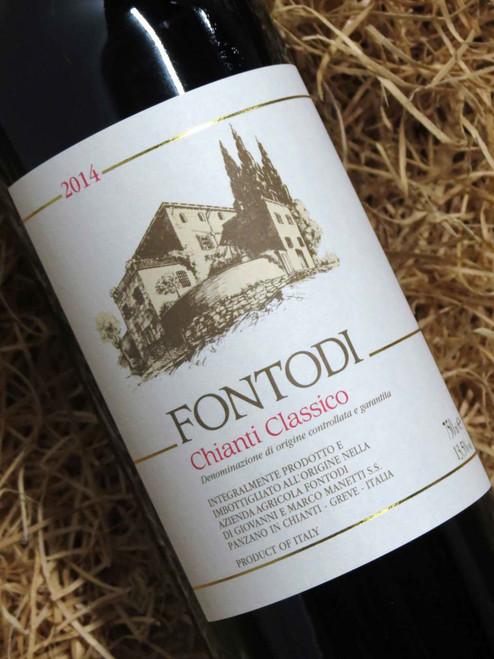 [SOLD-OUT] Fontodi Chianti Classico 2014