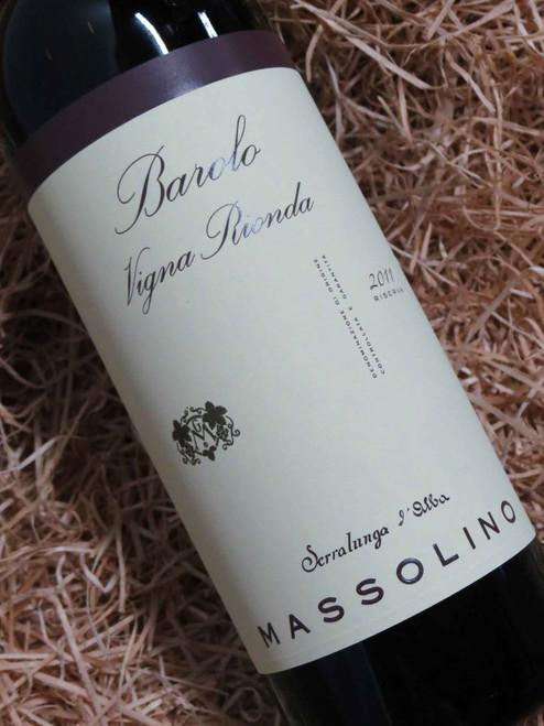 [SOLD-OUT] Massolino Barolo Vigna Rionda 2011