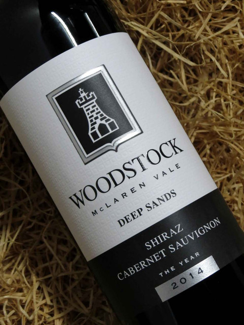 [SOLD-OUT] Woodstock Shiraz Cabernet 2014