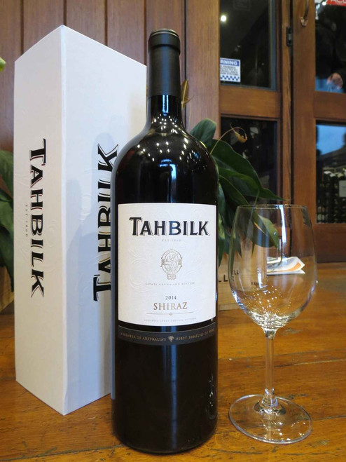 [SOLD-OUT] Tahbilk Shiraz 2014 1500mL-Magnum