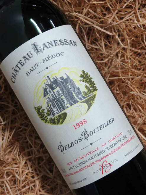 [SOLD-OUT] Chateau Lanessan 1998