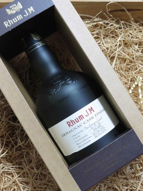 [SOLD-OUT] Rhum JM Armagnac Cask Finish Rum