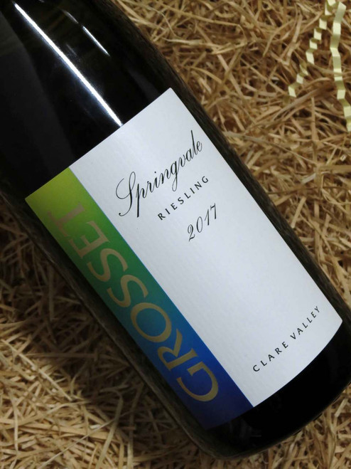[SOLD-OUT] Grosset Springvale Riesling 2017