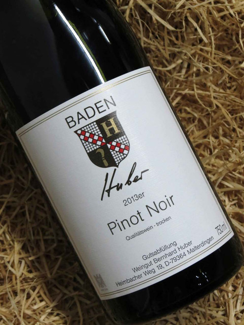 [SOLD-OUT] Bernhard Huber Pinot Noir 2013