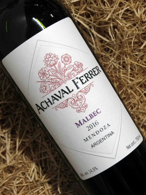[SOLD-OUT] Achaval Ferrer Malbec 2016