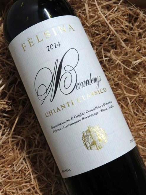 [SOLD-OUT] Felsina Berardenga Chianti Classico 2014