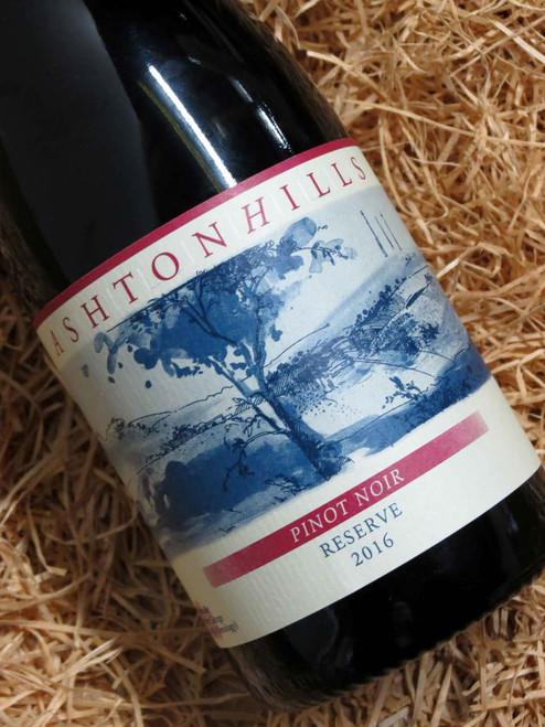 [SOLD-OUT] Ashton Hills Reserve Pinot Noir 2016