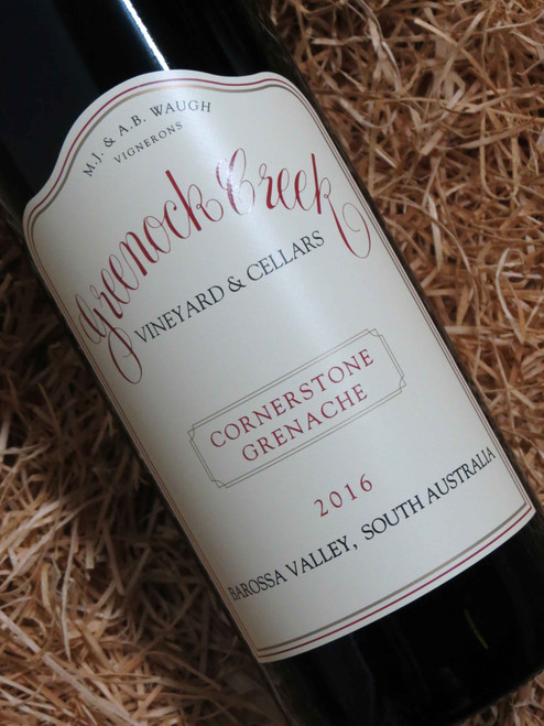 [SOLD-OUT] Greenock Creek Cornerstone Grenache 2016