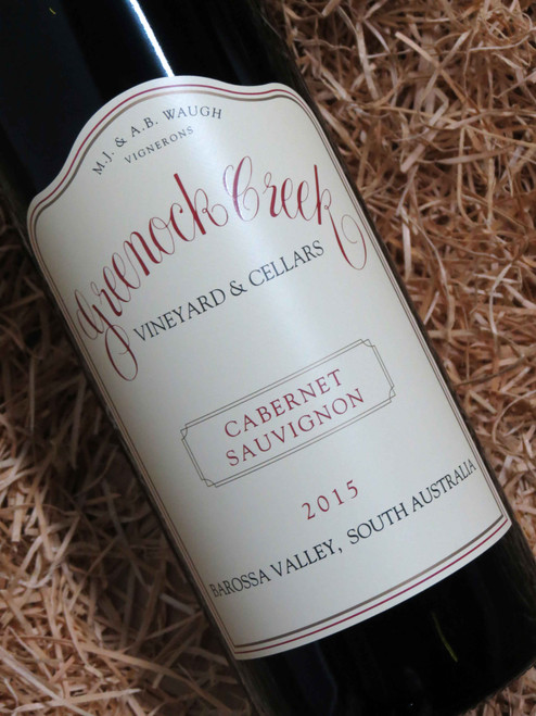 [SOLD-OUT] Greenock Creek Cabernet Sauvignon 2015