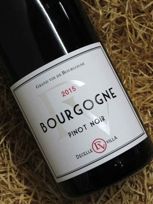 [SOLD-OUT] Decelle-Villa Bourgogne Rouge 2015