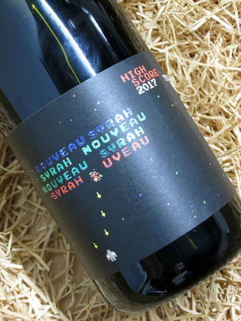 [SOLD-OUT] Jamsheed Nouveau Syrah 2017