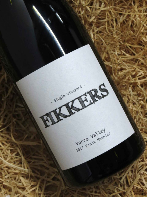 [SOLD-OUT] Fikkers Single Vineyard Pinot Meunier 2017