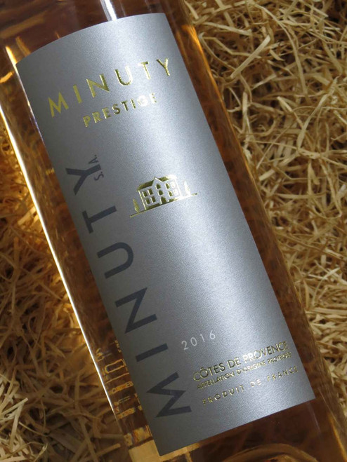 [SOLD-OUT] Chateau Minuty Prestige Rose 2016 Gift