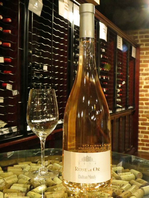 [SOLD-OUT] Chateau Minuty Rose et Or 2016 1500mL-Magnum