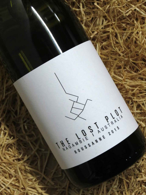 [SOLD-OUT] The Lost Plot Roussanne 2015