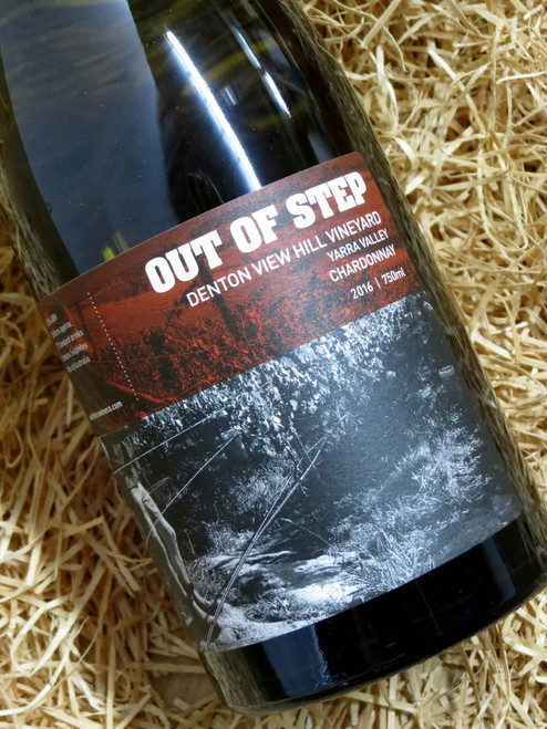 [SOLD-OUT] Out of Step Denton View Chardonnay 2016