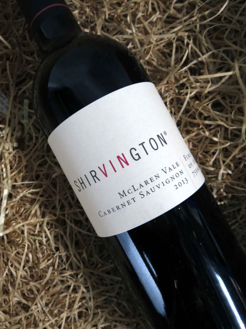 [SOLD-OUT] Shirvington Cabernet Sauvignon 2013