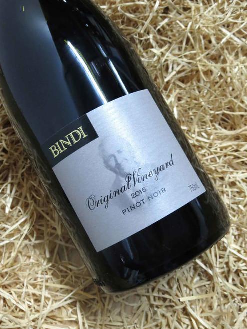 [SOLD-OUT] Bindi Original Vineyard Pinot Noir 2016
