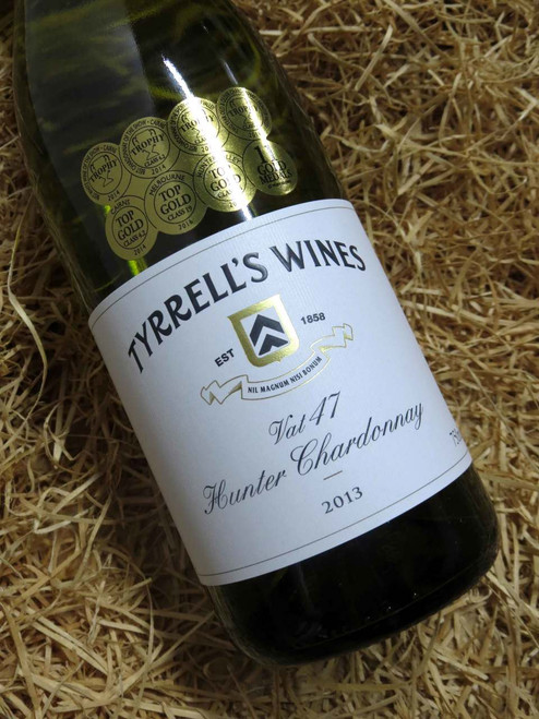 [SOLD-OUT] Tyrrell's Vat 47 Chardonnay 2013