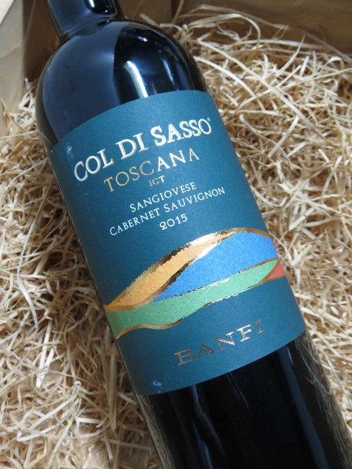 [SOLD-OUT] Banfi Col di Sasso Toscana Rosso 2015