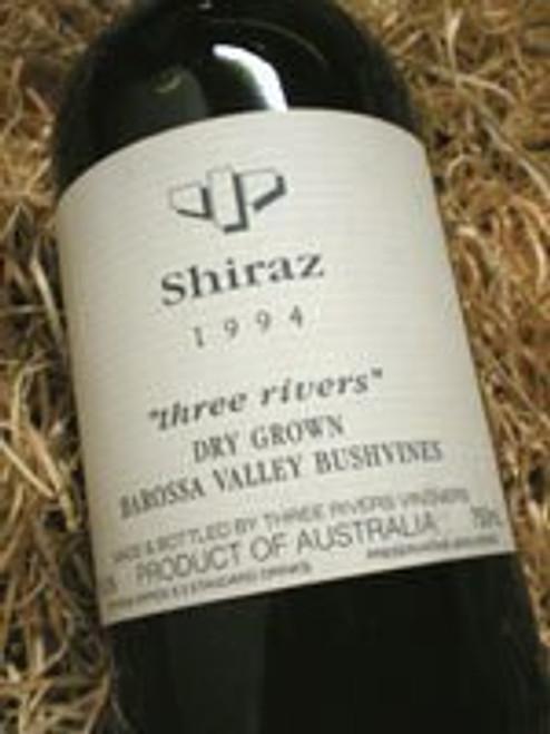 Three Rivers Dry Grown Shiraz 1994
